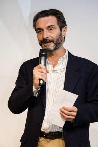 Attilio Fontana fotografato dall'Associazione Amici di Piero Chiaro