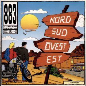 Nord Sud Ovest Est, album degli 883 in cui era contenuta Come mai
