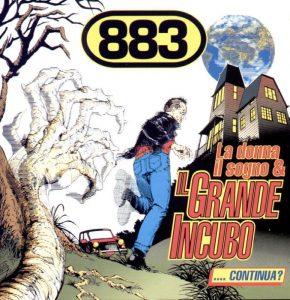 La donna, il sogno & il grande incubo, disco degli 883 che conteneva il brano Ti sento vivere