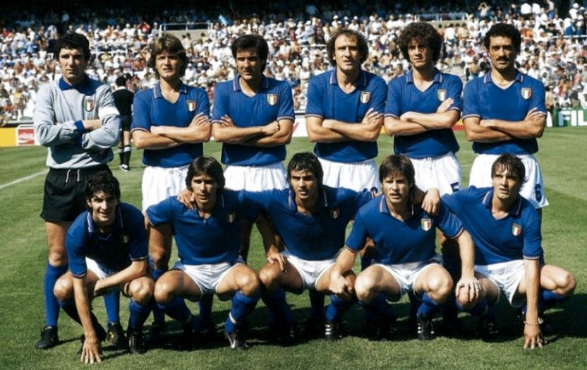 Scopriamo i migliori giocatori della nazionale italiana anche attraverso i campioni del mondo nel 1982