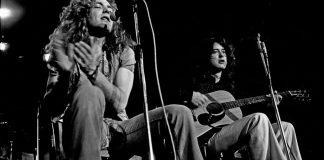 I Led Zeppelin negli anni '70 (foto di Heinrich Klaffs via Flickr)