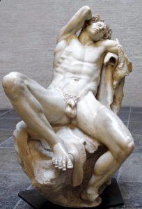 Il celebre fauno Barberini conservato a Monaco di Baviera (foto di MrArifnajafov via Wikimedia Commons)