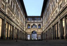La Galleria degli Uffizi, prestigioso museo di Firenze