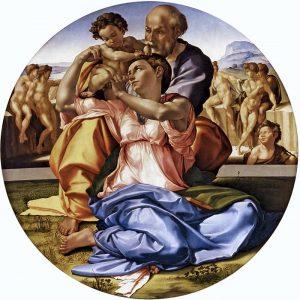 Il Tondo Doni di Michelangelo Buonarroti