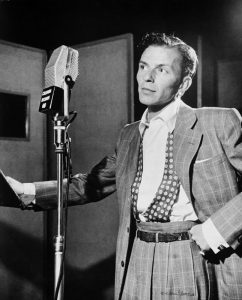 Frank Sinatra nel 1947