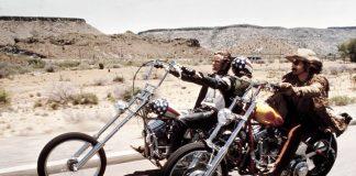 Una celebre scena di Easy Rider