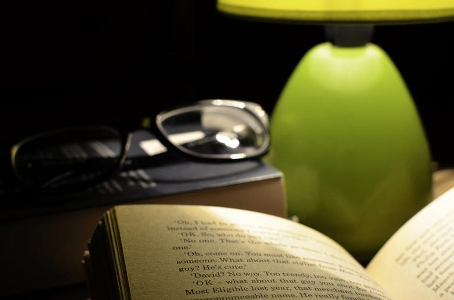 Un buon libro aiuta sempre a prendere sonno