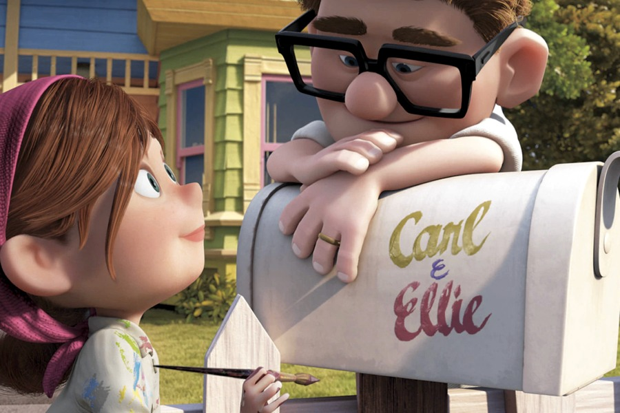 Una selezione di grandi film emozionanti e sentimentali, a partire da Up