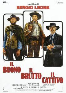 Il buono, il brutto, il cattivo, forse il miglior film western italiano di sempre