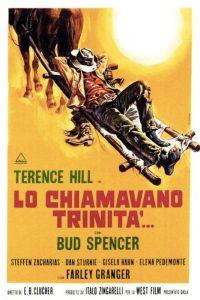 Lo chiamavano Trinità, uno dei migliori esempi di spaghetti western comico
