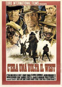 C'era una volta il West, canto del cigno di Sergio Leone