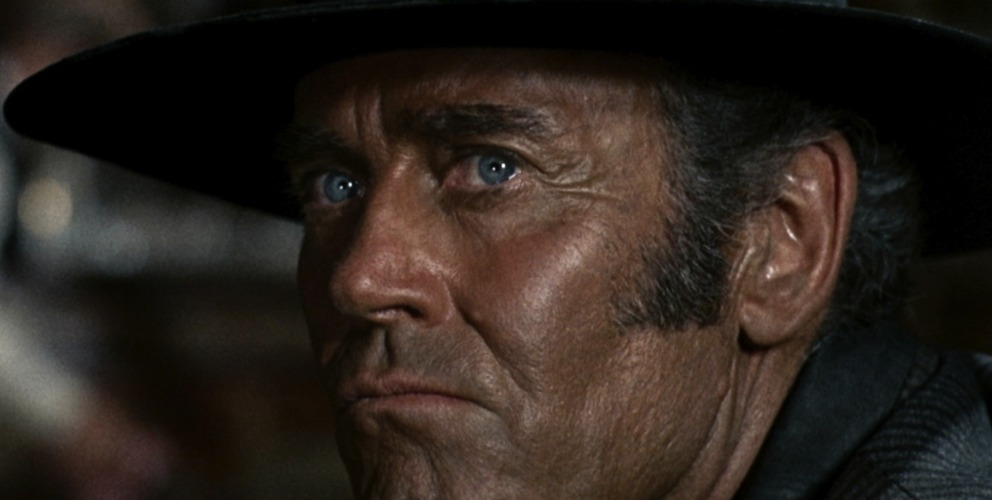 Henry Fonda in C'era una volta il West