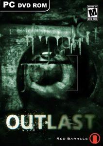 La copertina di Outlast