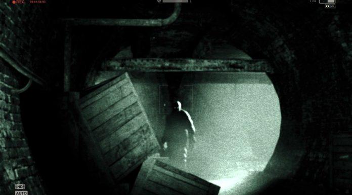 Outlast, uno dei migliori giochi di paura