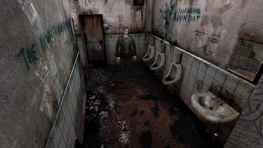 Un'immagine da Silent Hill 2