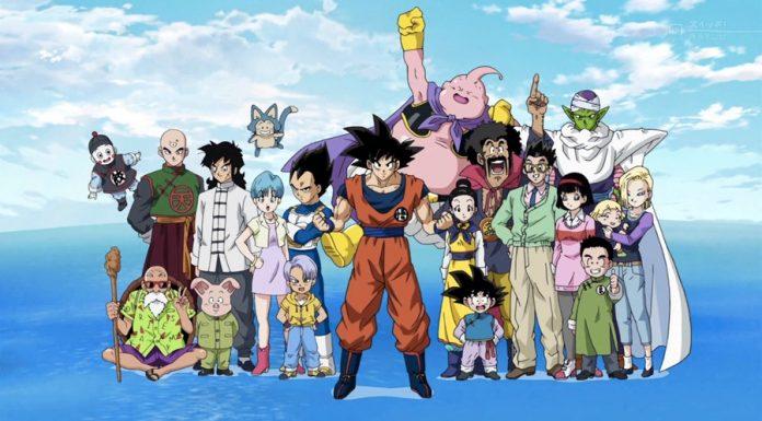 I personaggi di Dragon Ball