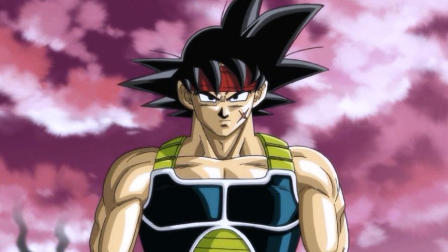 Bardak, il padre di Goku