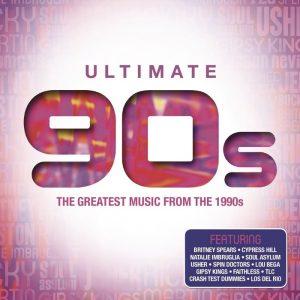Una raccolta di canzoni degli anni '90