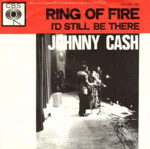 Ring of Fire di Johnny Cash