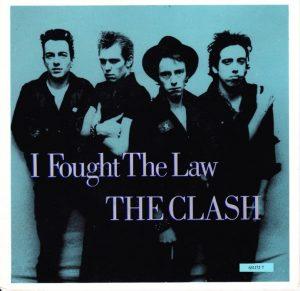 I Fought the Law, uno dei pezzi più famosi dei Clash