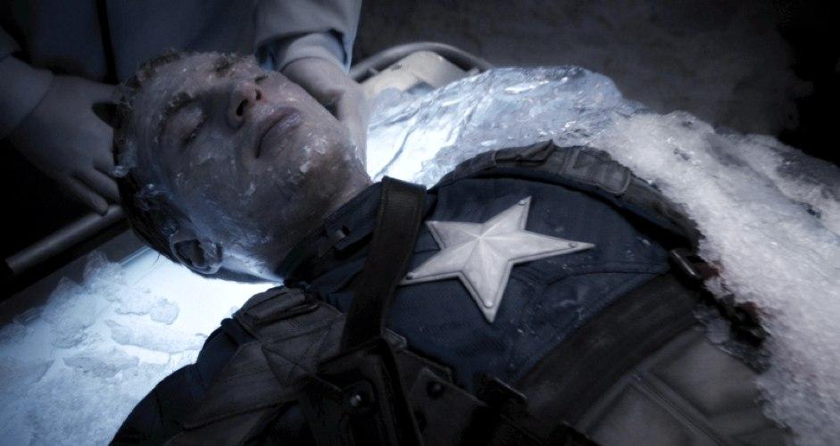 Se vi svegliaste dall'ibernazione come Capitan America?