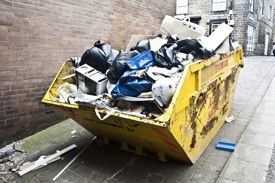 La spazzatura