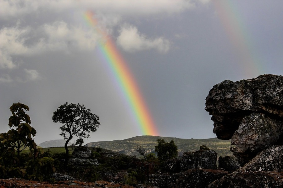 L'arcobaleno dopo la tempesta