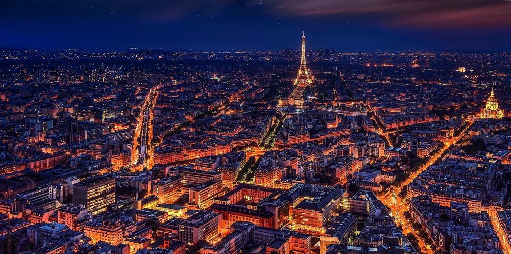 La gigantesca Parigi