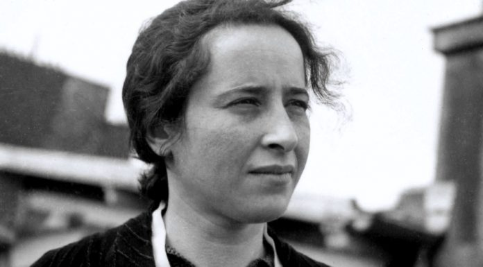 Hannah Arendt, autrice de Le origini del totalitarismo