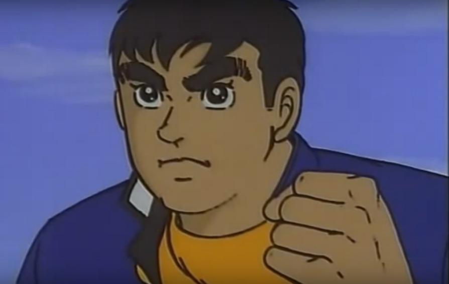 Shingo Tamai, protagonista di Arrivano i Superboys