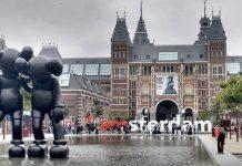 Le cose da fare ad Amsterdam, con il Rijksmuseum sullo sfondo
