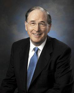Jay Rockefeller al Senato degli Stati Uniti