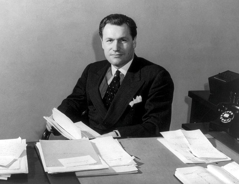 Nelson Rockefeller nel 1940, quando lavorava al Coordinamento degli Affari Interamericani