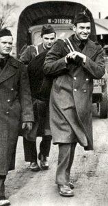 Winthrop Rockefeller in guerra