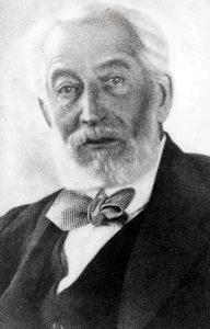 Edmond James de Rothschild in una foto degli anni '20
