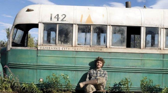 Emile Hirsch in Into the Wild, uno dei più bei film tratti da storie vere