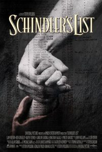 Schindler's List di Steven Spielberg