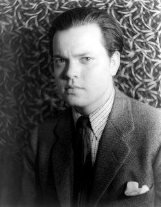 Orson Welles in una celebre foto di Carl Van Vechten