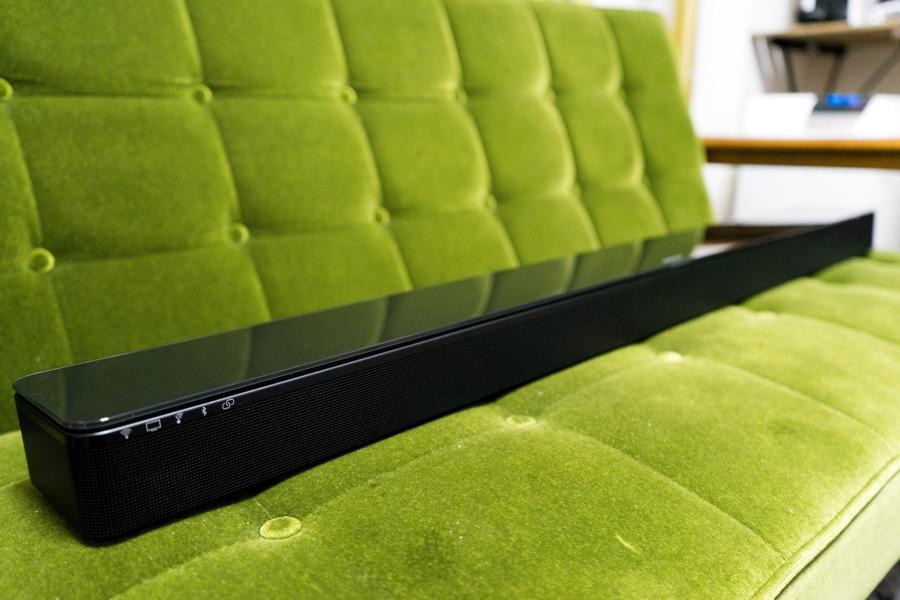 Una soundbar Bose SoundTouch 300 (foto di Taka@PPRS via Flickr)