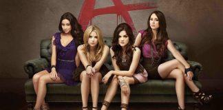 Le protagoniste di Pretty Little Liars, una delle serie TV per ragazze più amate