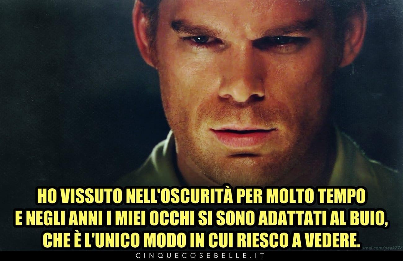 Una citazione di Dexter