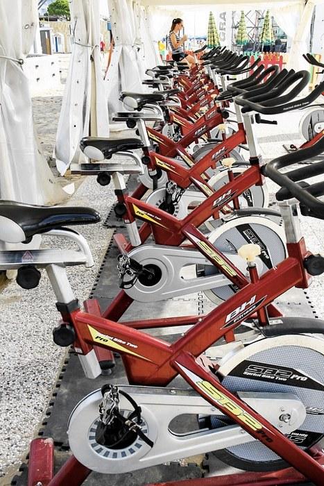 quanto tempo devo guidare una cyclette per perdere peso?