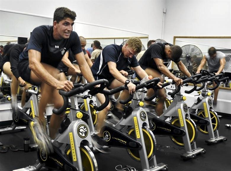 Per dimagrire con la cyclette serve uno sforzo a più livelli