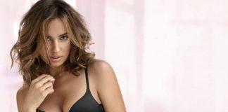 Irina Shayk, una delle più apprezzate modelle di Intimissimi