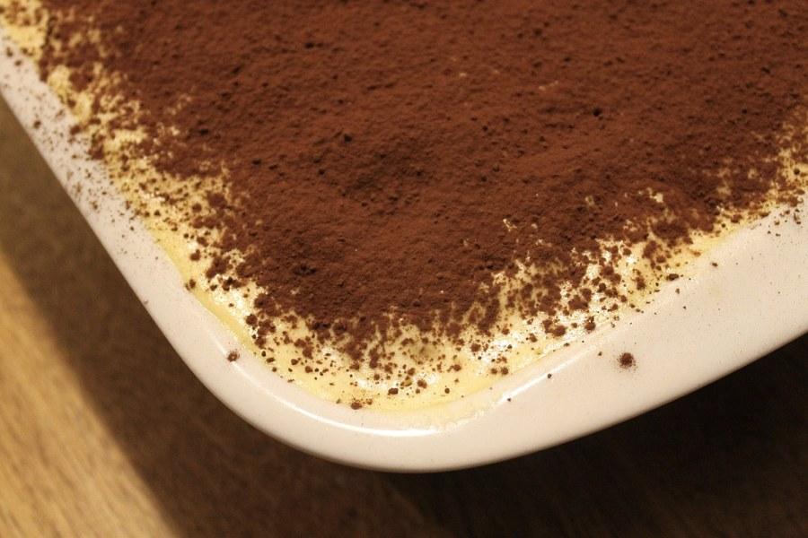 Il cacao del tiramisù