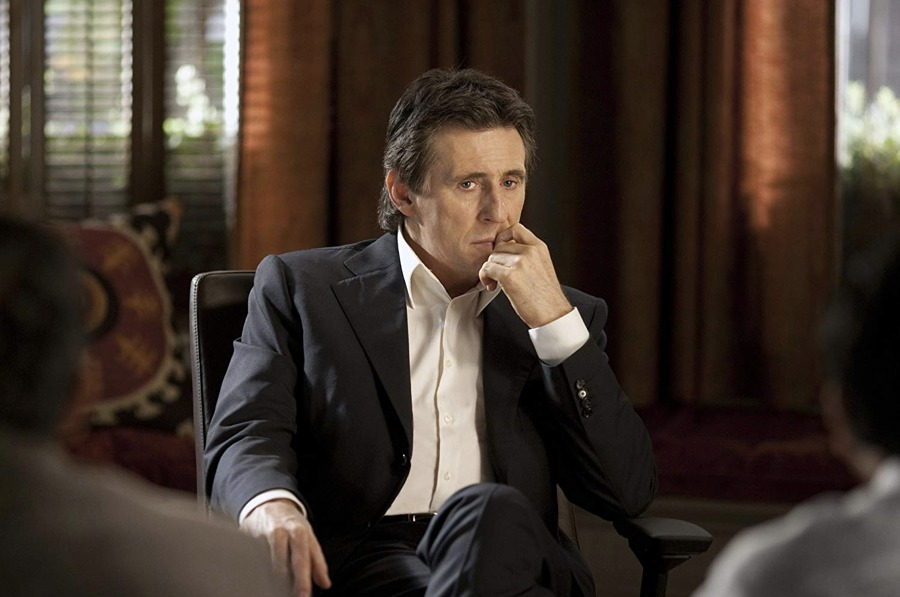 Gabriel Byrne, protagonista di In Treatment