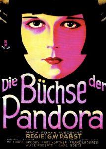 Il vaso di Pandora, il film muto che ispirò Crepax per il personaggio di Valentina