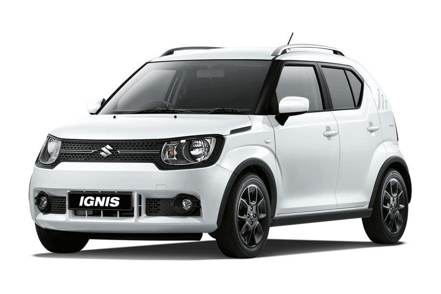 La Suzuki Ignis