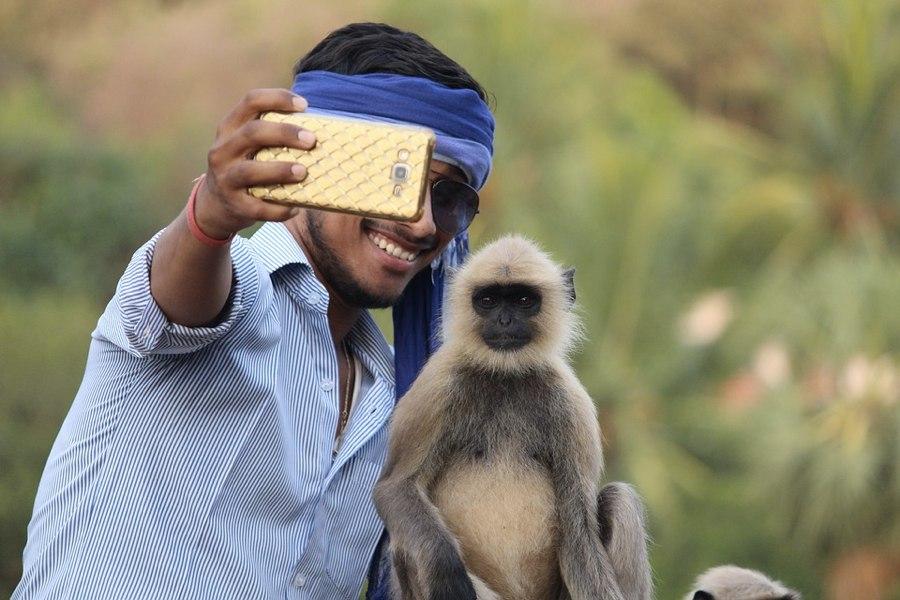I selfie che valgono come penitenze