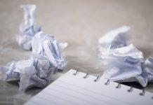 La difficoltà di scrivere lettere d'amore da far piangere
